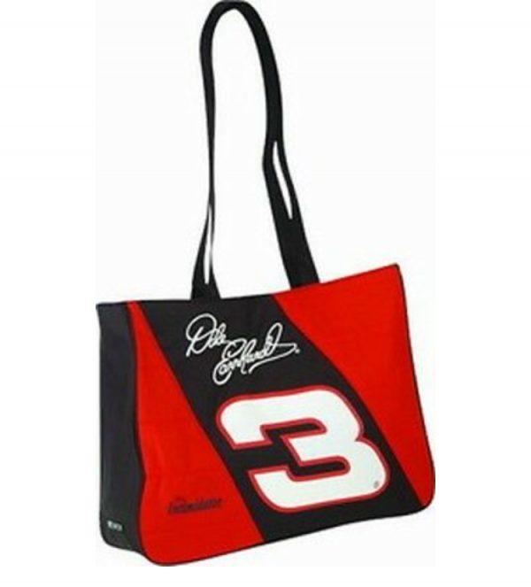 Dale Earnhardt Sr #3 Tote Bag