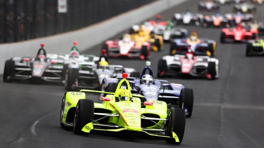 Indy 500 postponed until August due to COVID-19 pandemic
