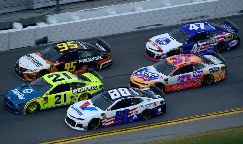 Here Are The Four Potential Schedules To Restart 2020 NASCAR Season