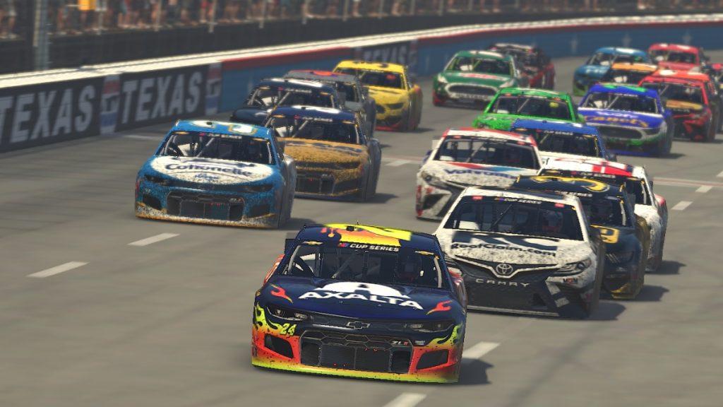 NASCAR standings
