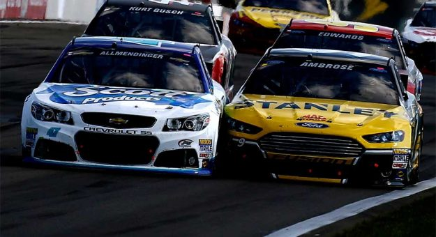 Ex-NASCAR driver considering return to racing after talks