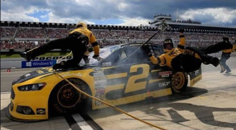 Nascar Top 10 Pit Stop Fails of All Times