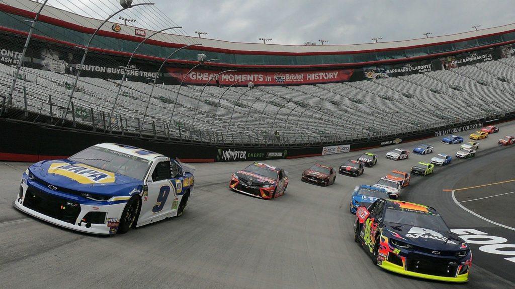 NASCAR new schedule