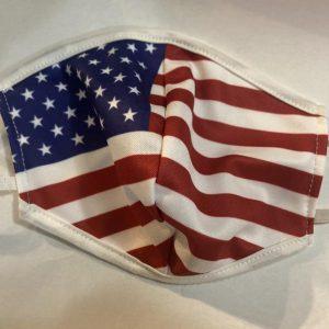 NASCAR USA FLAG Anti Pollution Face Mask