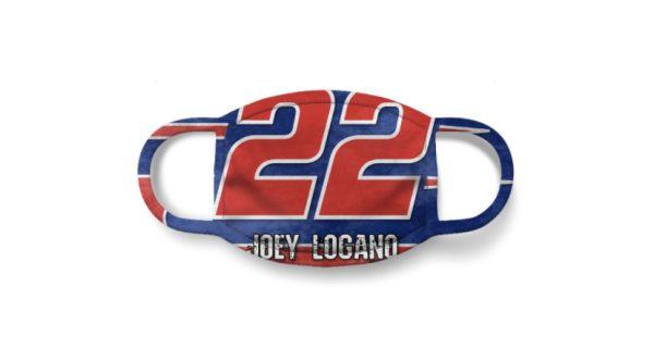 Joey Logano Anti Pollution Face Mask