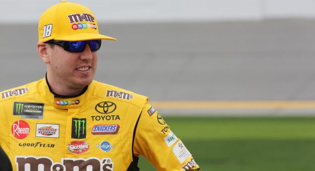 NASCAR fans back in the race tracks