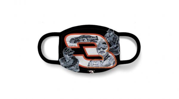 Earnhardt Sr. #3 Anti Pollution Face Mask