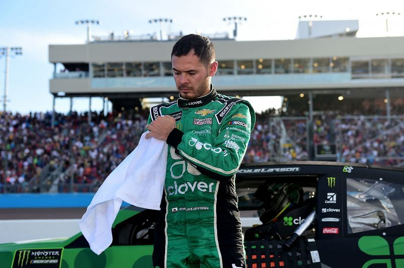 """""""One of the Top Contenders"""" – Former Teammate Feels Kyle Larson will be 'Tough to Stop' in 2021"""