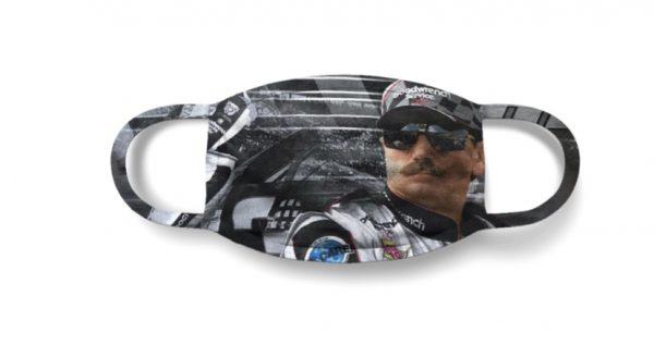 Dale Earnhardt Face Mask