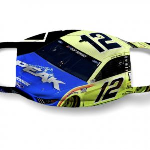 Ryan Blaney Anti Pollution Face Mask