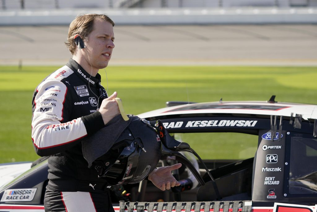 Brad Keselowski to become Roush Fenway Racing owner/driver in 2022