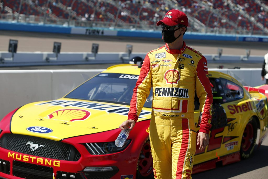 """Joey Logano Message To Drivers After Next Gen Unveiling - """"If you're not winning you can't say it's the car"""""""