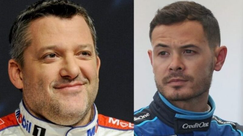 """Tony Stewart sing the praises of HMS driver - """"Kyle Larson is better than I was,"""""""