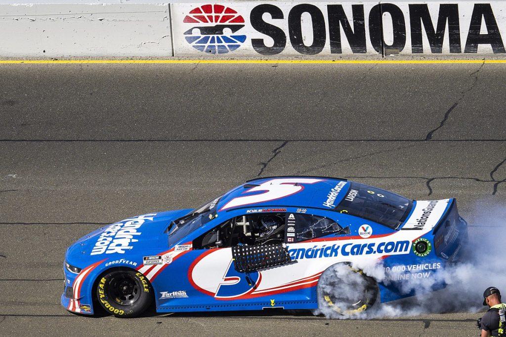 Kyle Larson important NASCAR