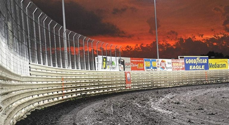 Truck Series' debut at Knoxville Raceway