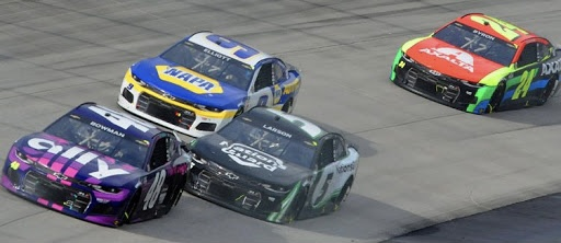 Alex Bowman Opens Up On Rivalry Between Drivers At Hendrick Motorsports