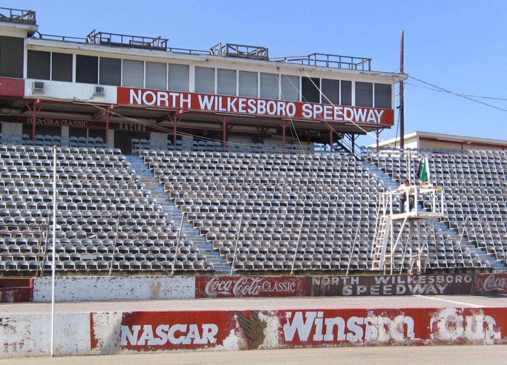 SRX Racing Hints at North Wilkesboro Speedway appearance in 2022