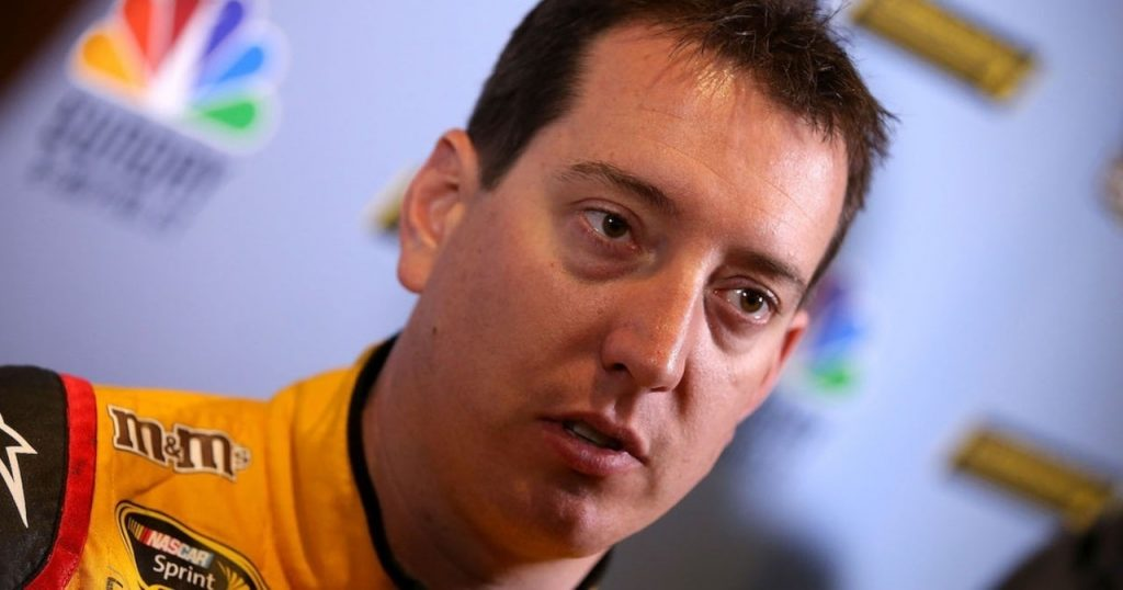 Kyle Busch not happy with Ross Chastain blocking him to give teammate Kurt Busch win at Atlanta