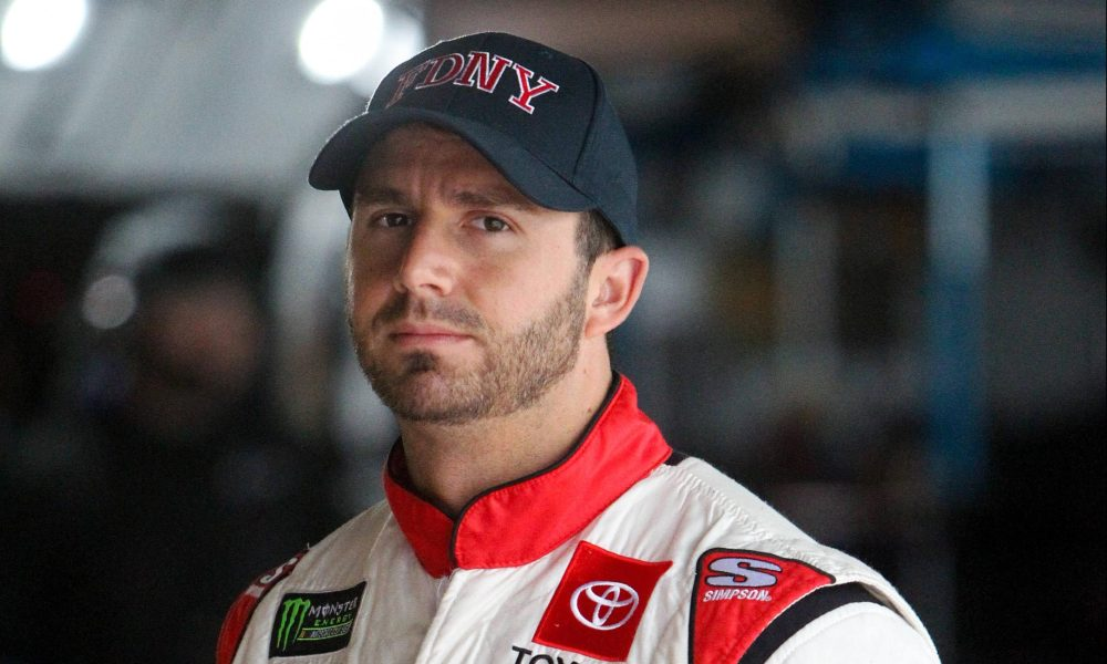 """DiBenedetto asked if Team Penske gave him a reason why he was replaced - """"I didn't really ask,Wasn't even worth it to me."""""""