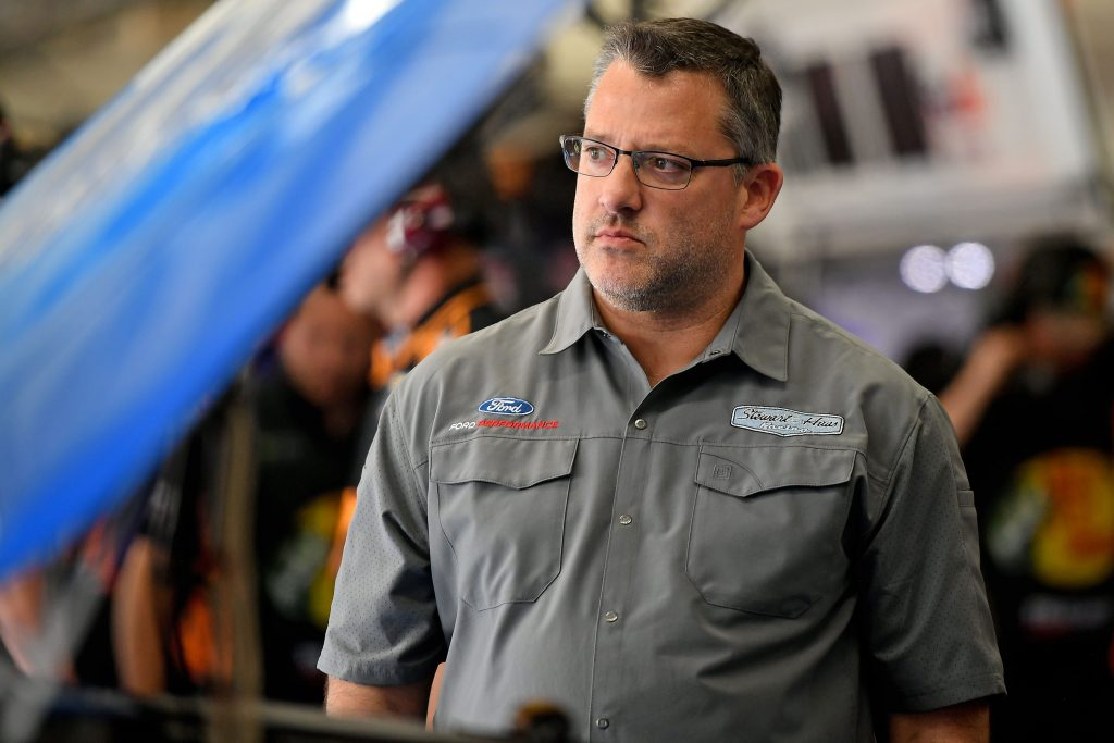 """Stewart-Haas Racing Owner Tony Stewart Calls Out NASCAR Teams - """"It always sucks"""""""