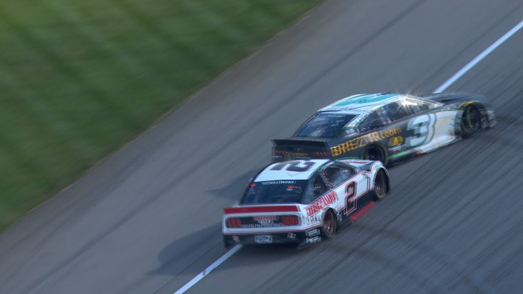 """""""Watching this makes me sick to my stomach"""" - Brad Keselowski Sympathises for Austin Dillon and his team"""