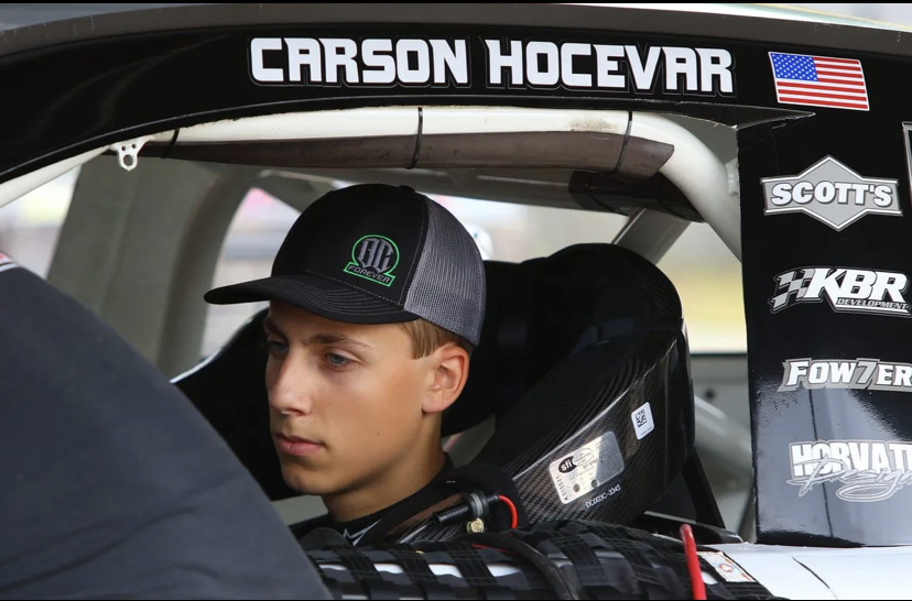 The f***ing 4 truck has done it four f***ing times doesn't get a penalty' - Carson Hocevar hits out on NASCAR