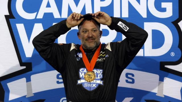 Tony Stewart gives exciting updates on the future of SRX Racing