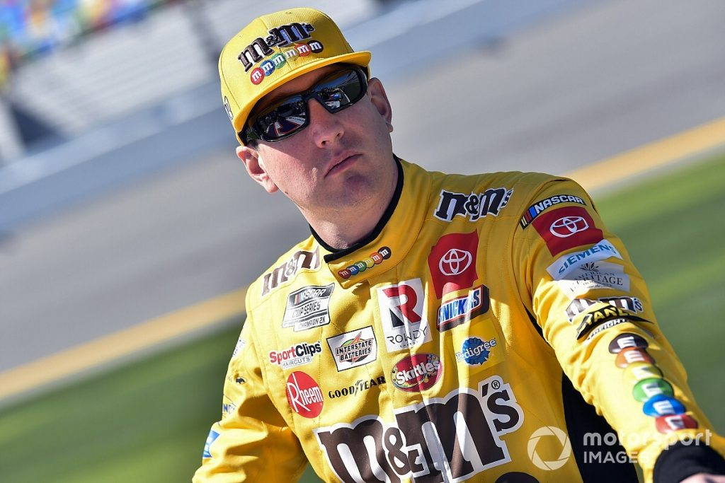 Kyle Busch fined $50,000 for his Darlington madness