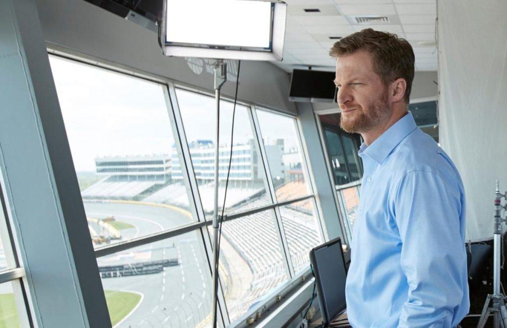 "Dale Jr. admits he ""Was Livid"" over NASCAR Postponement of Talladega race last weekend"