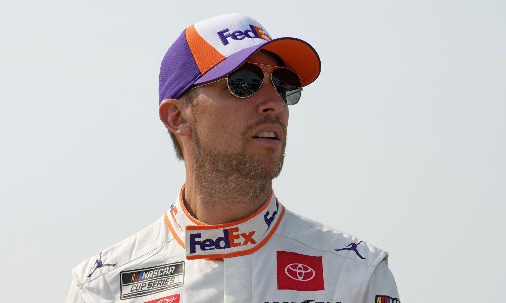 Denny Hamlin NASCAR industry