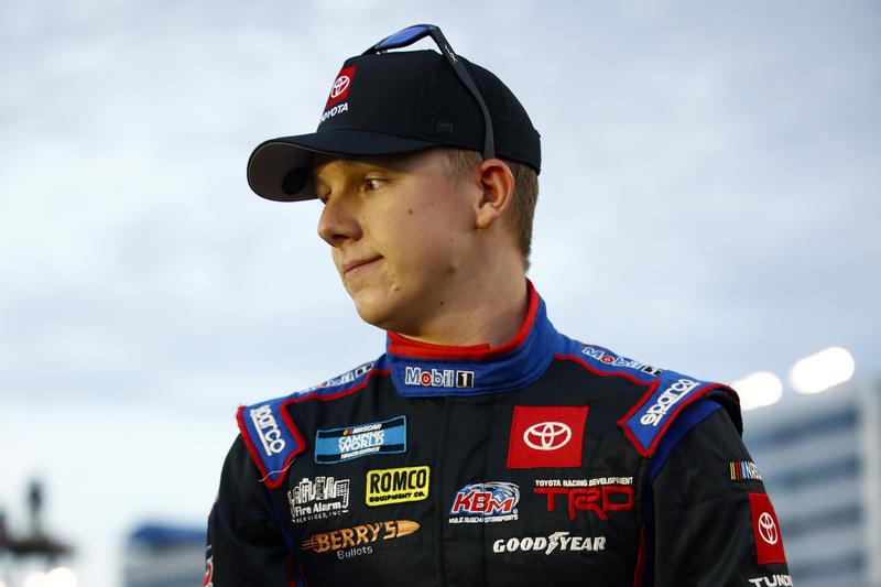 John Hunter Nemechek Kyle Busch Motorsports