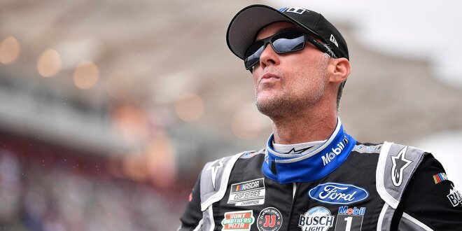 Kevin Harvick to be suspended
